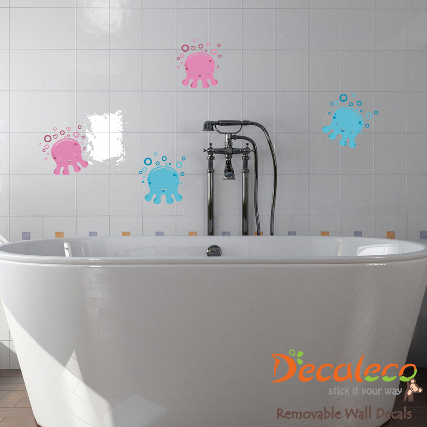 wall stickers in the bathroom 4