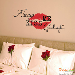 [DCL] 106 Always Kiss Me Goodnight INT