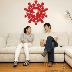 cupid-love-and-romance-cheap-wall-decals