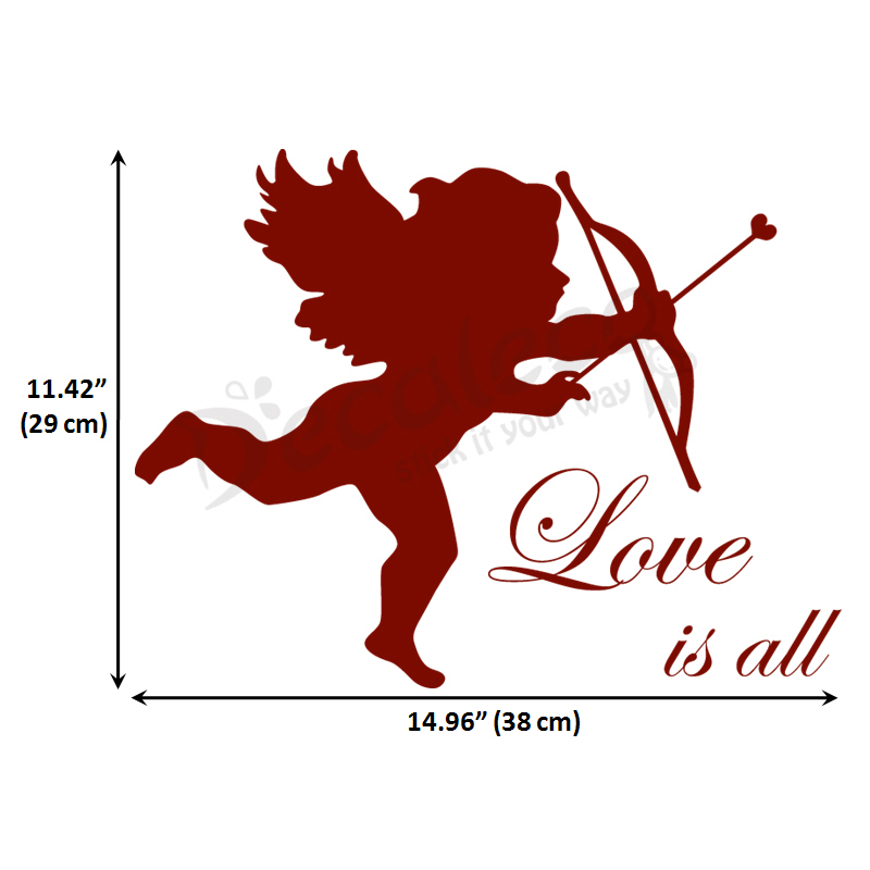 Cupid love is all