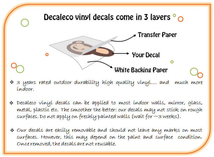 How To Install - Installing vinyl decals