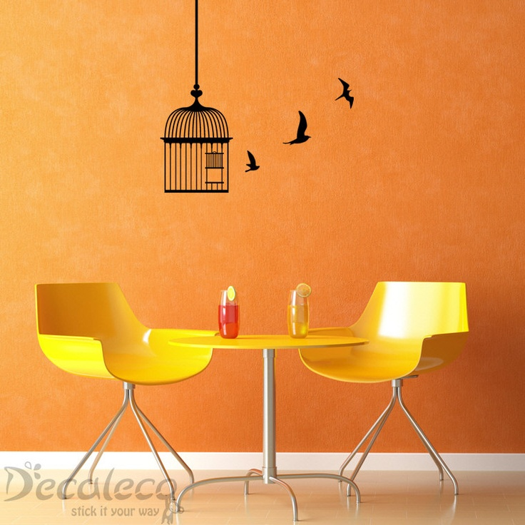 birds-and-cage-cheap-wall-decals