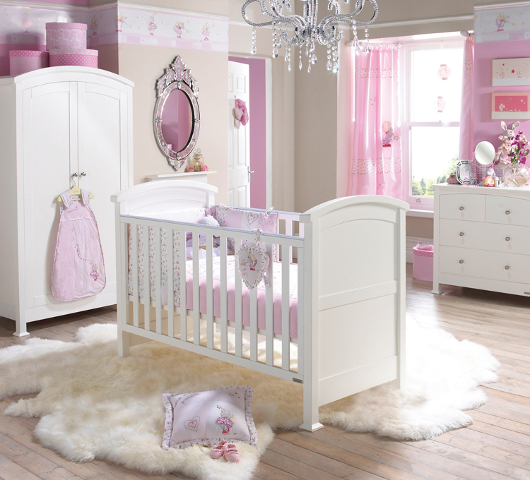 princess themed nursery decor ideas under 500 - Nursery Decorating Ideas