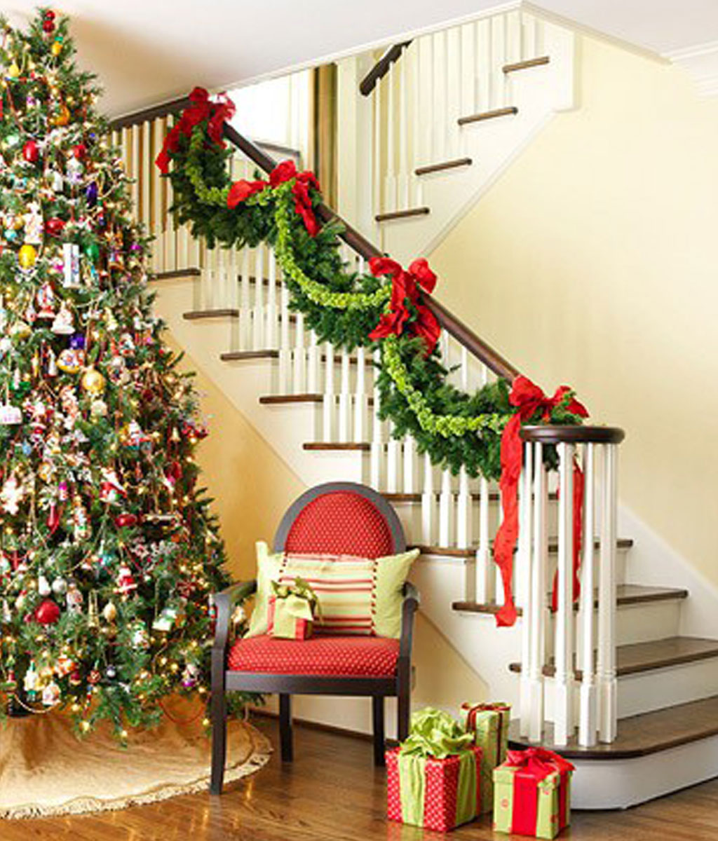 Christmas house decorations simple - 9 Cheap And Festive Christmas Decor Ideas For Your Home